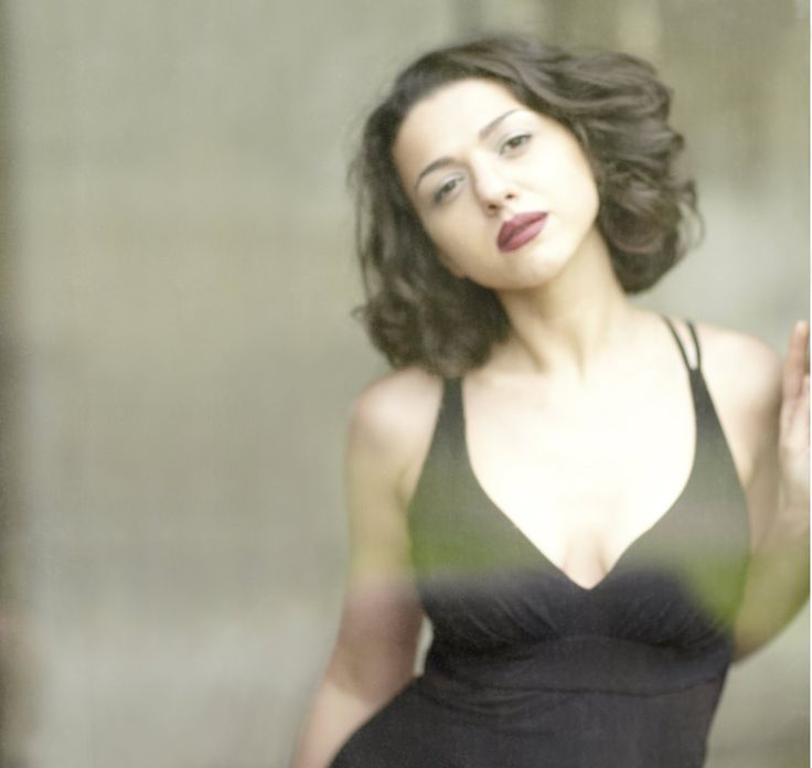 Khatia Buniatishvili, a beautiful pianist