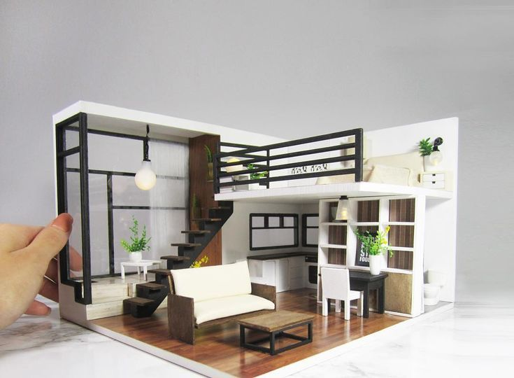 Pin On Cabin Design, Loft Furniture And Other Ideas