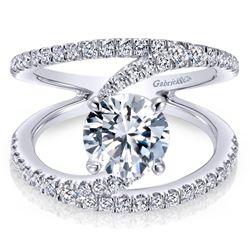 Ummm... yes yes YES !!!!Gabriel & Co. Introduces NOVA™ Engagement Ring