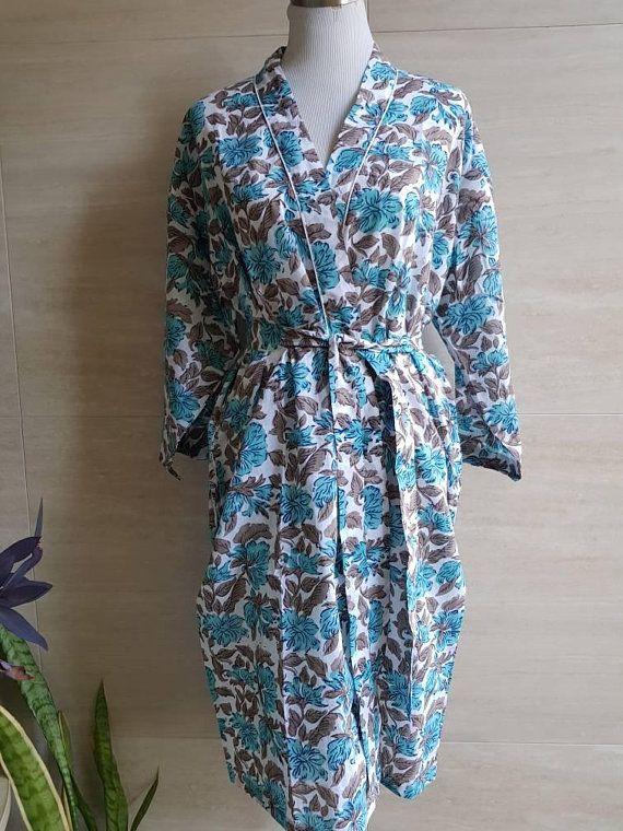 Check out this item in my Etsy shop https://www.etsy.com/au/listing/551936473/cotton-robe-kimono-wedding-bridesmaid
