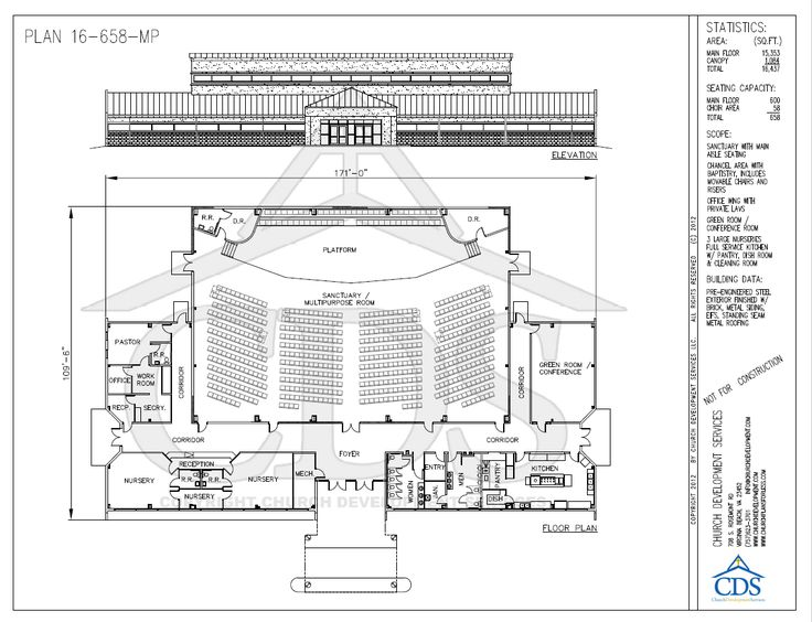 53 Best Church Design Floor Plan Images On Pinterest