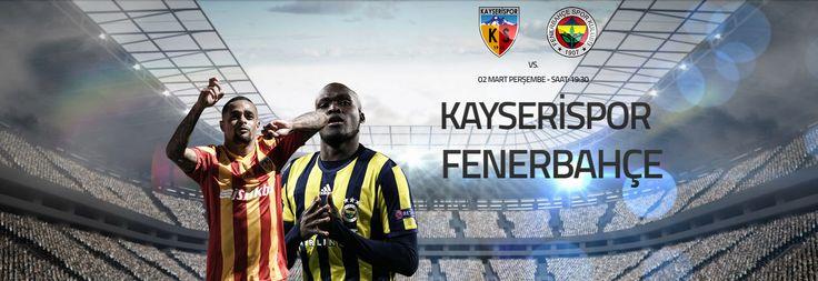 Kayserispor – Fenerbahçe #TürkiyeKupası çeyrek final mücadeleleri ilk mücadeleleri devam ediyor. Son haftalardaki yeni teknik direktörü ile çıkışı dikkat çeken #Kayserispor evinde #Fenerbahçe'yi konuk ediyor. Rövanş mücadelesi için avantajlı skor elde etmek isteyen iki ekipten kim istediğini alabilecek. Sizler için #Enyüksekbahisoranları ve maç esnasında #Canlıbahis seçeneklerimiz #Betend'de.  Kayserispor (3,13) – Beraberlik (3,08) – Fenerbahçe (2,27) Bugün: 20.30 http://betend90.com