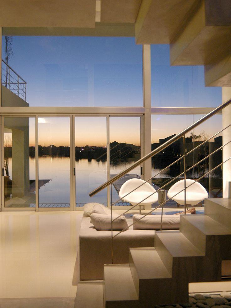 Casa Castores #VanguardaArchitects #DobleAltura #Arquitectura #Achitecture #Interiorismo