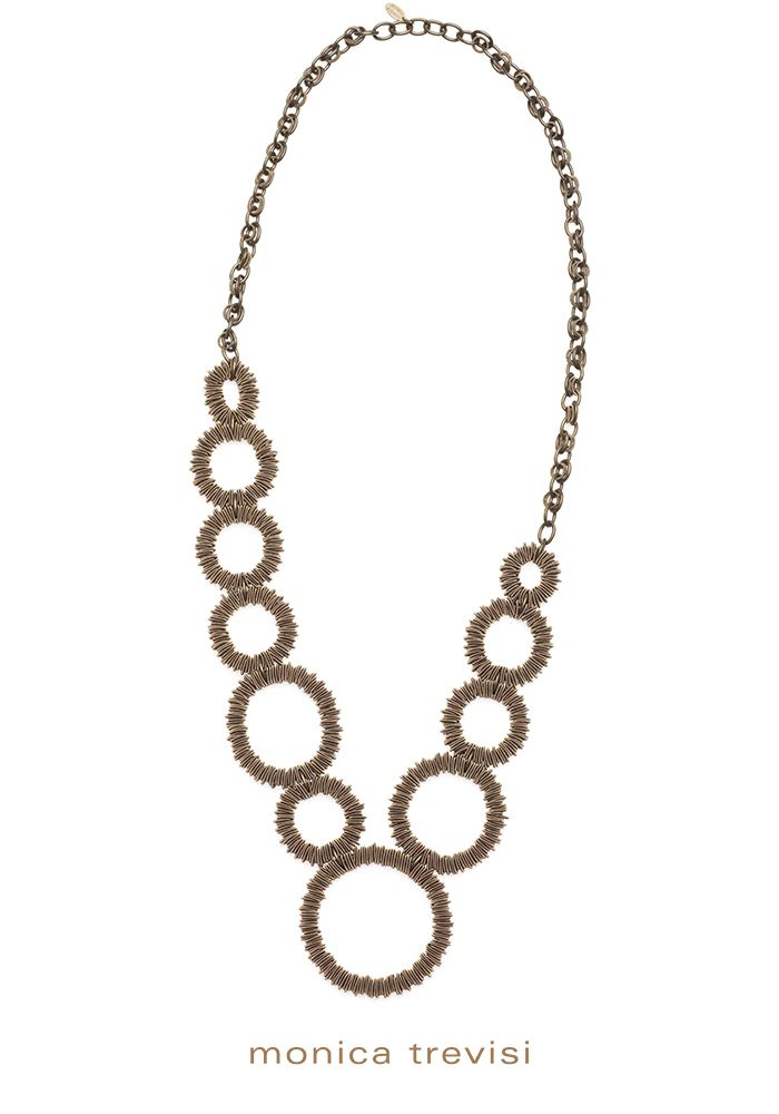 #necklace Amio Collection - #collana #jewels #jewlery #gioielli #handcrafted #bijoux #monicatrevisi