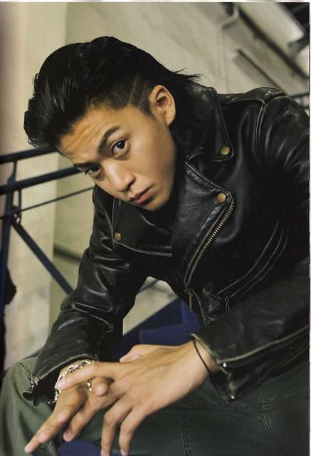 Takiya Genji - Crows Zero