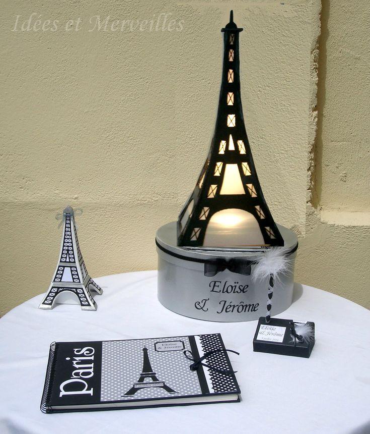 13 best Mariage thème PARIS images on Pinterest | Weddings, Eiffel ...