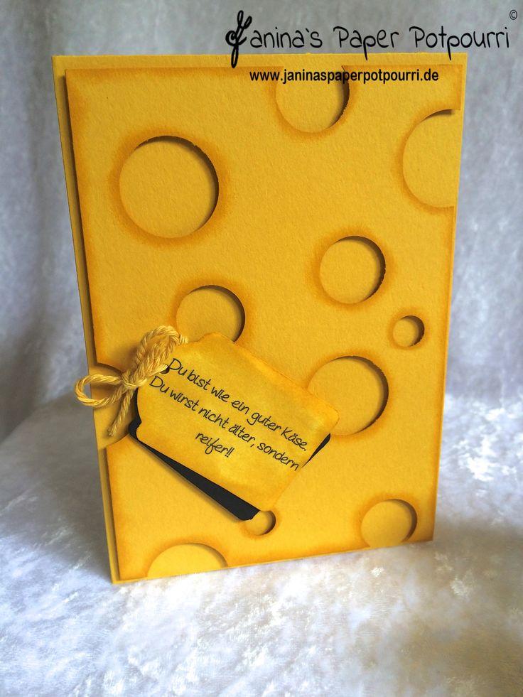 Darf´s noch ein bisschen mehr Käse sein?!?!