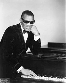 Ray Charles: Sept. 23, 1930  - June 10, 2004 (liver failure at 73)