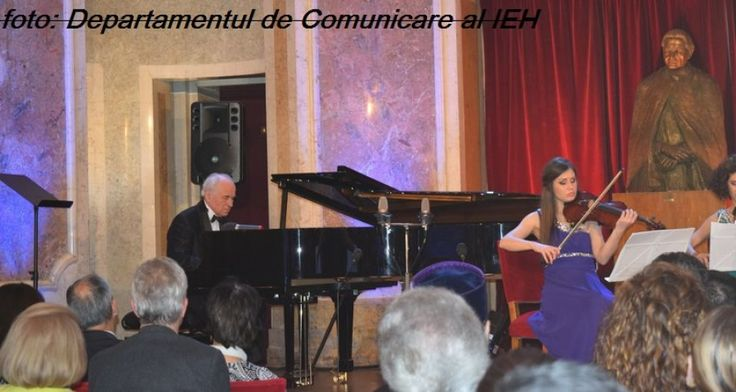 Jurnal Romanesc - Concert extraordinar dedicat Zilei Culturii Nationale