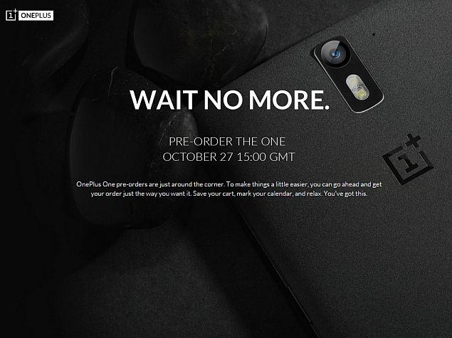 Daily Tech: Gadgets Home MobilesMobiles News OnePlus One Pre-O...