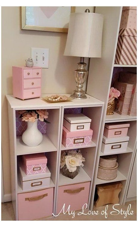 56 Super Ideas For Ikea Organization Bedroom Storage Boxes 56 Super Ideas For Ikea Organization Bedro In 2020 Home Office Decor Craft Room Storage Ikea Small Bedroom
