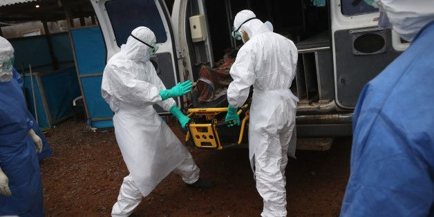 Video Shows 'Ebola Victim' Wake Up In Body Bag