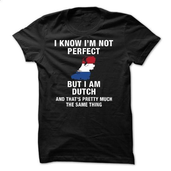 PROUD TO BE DUTCH - #mens shirt #sport shirts. CHECK PRICE => https://www.sunfrog.com/States/PROUD-TO-BE-DUTCH.html?60505