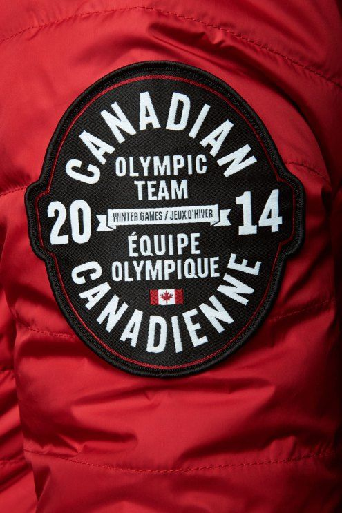 Canadian Olympic Team Uniforms 2014. (Sochi 2014 - Canadian Olympics)