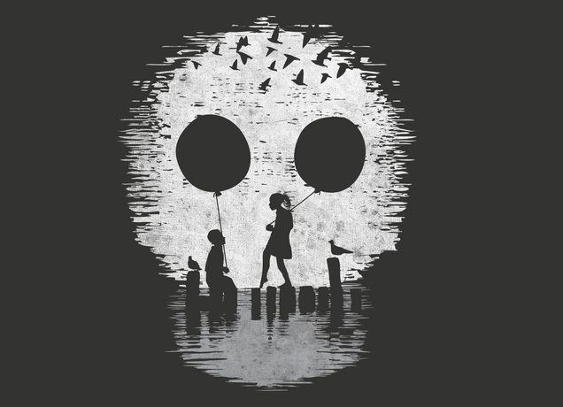 """Bye Bye Apocalypse"" - Threadless.com - Best t-shirts in the world"