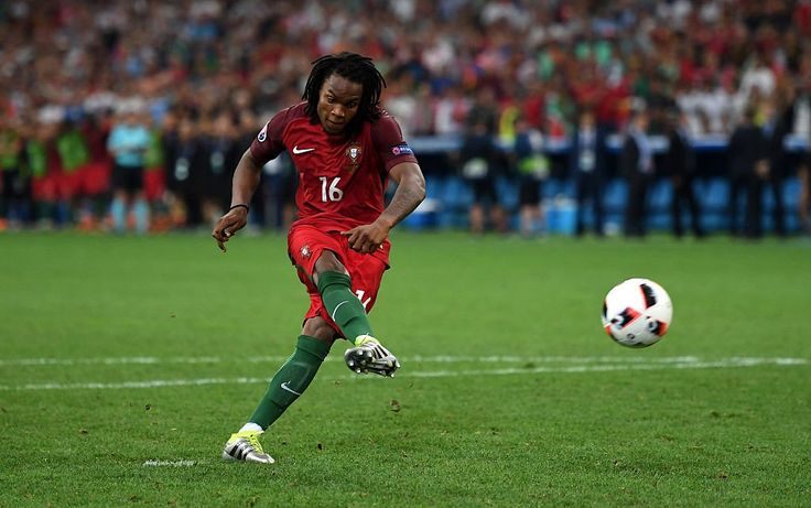 Scored ✔ Converted penalty ✔ Man of the match ✔ Not a bad first Portugal start for Renato Sanches #EURO2016