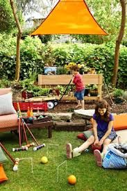 The 9 best images about garden re think on pinterest for Garden design ideas child friendly