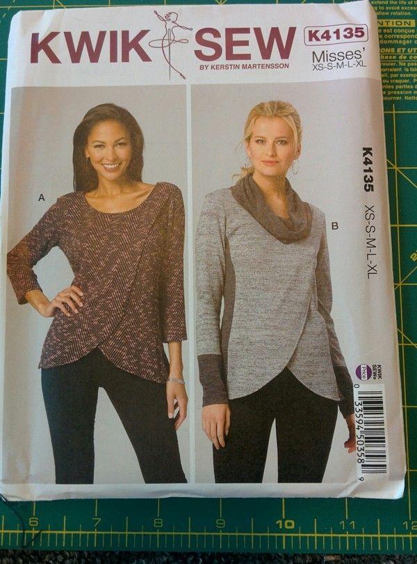 Fancy Kwik Sew Patterns Sale Pattern - Knitting Pattern Ideas ...