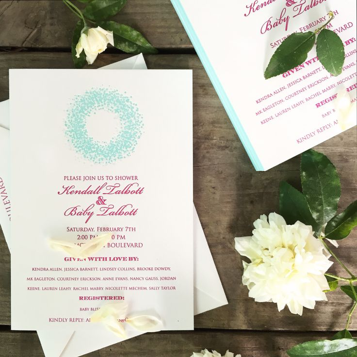44 best Oh, Baby, BABY!: Shower Invitations images on Pinterest ...