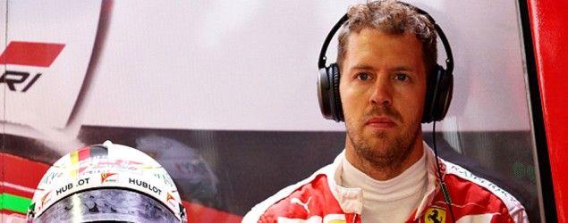 Vettel, Picture: Getty