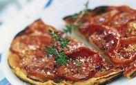 Ces tartelettes aux tomates sont parfaites pour une entr�e ou un ap�ritif d�natoire. Vos invit�s vont se r�galer.