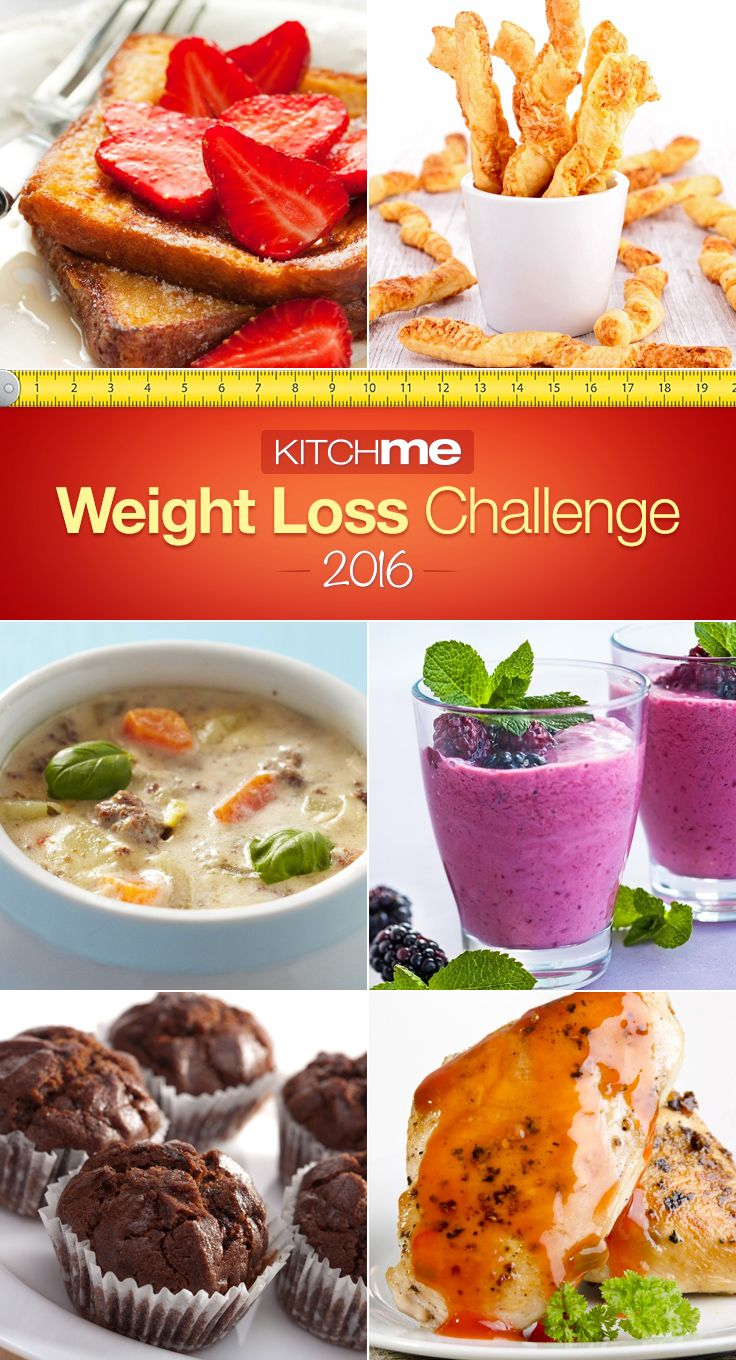 Delicious Two-Week Weight Loss Challenge for Weight Watchers