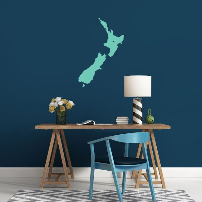 NZ MAP WALL DECAL$60.00-160.00 eaShowcase New Zealand with our NZ Map Wall Decal.___________________________________________________ Product Info:Sizes Available:❶ Small 39cm x 58...