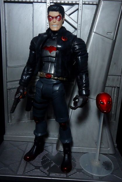 Red hood Jason Todd (DC Universe) Custom Action Figure