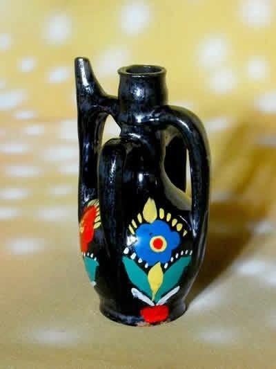 Macedonian Handmade Pottery - Water Jug