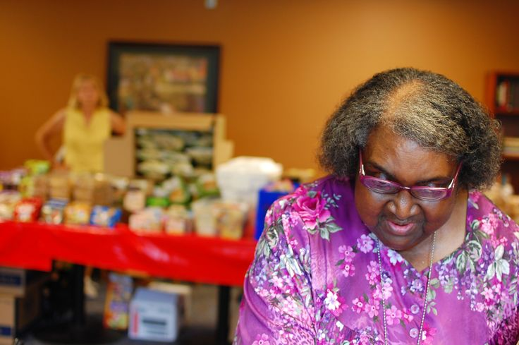 Give a Mobile FOod Pantry Visit for a Senior through the MOM Gift Catalog:  Some Seniors do not have access to fresh foods because of their limited mobility.