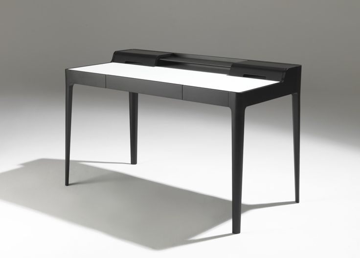 Porada Saffo Cuoio Desk - Porada Furniture At Go Modern