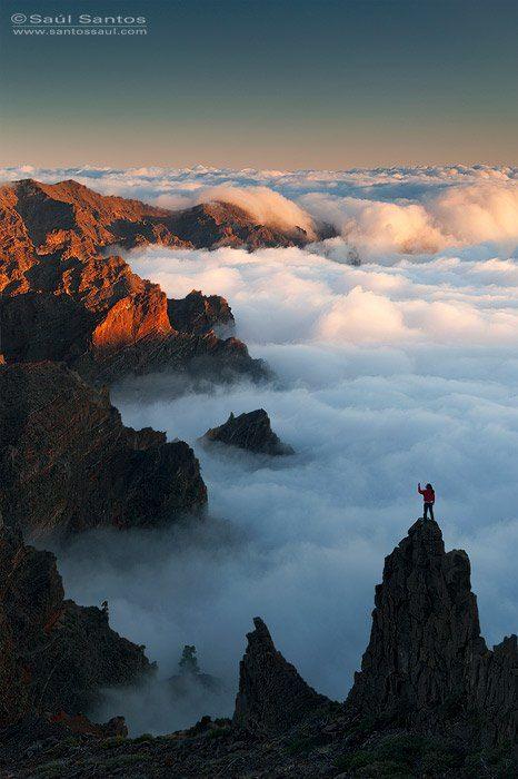 Mar de Nubes, Isla de La Palma