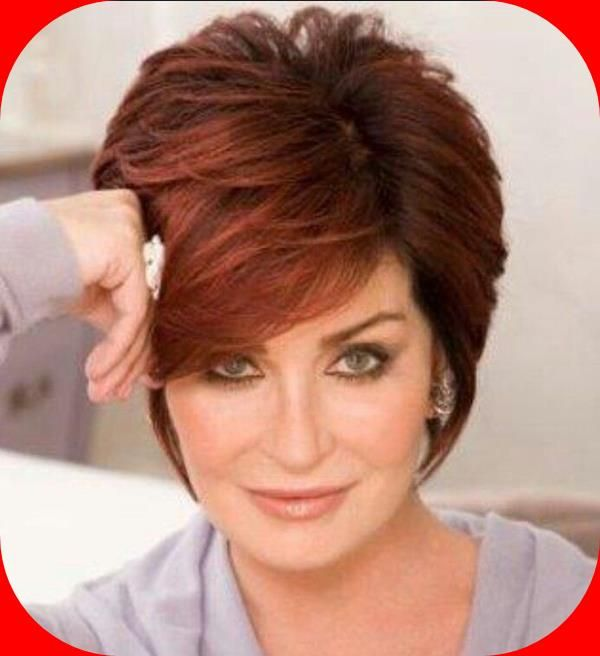 sharon osbourne   Sharon Osbourne Red Haircuts Photo Gallery
