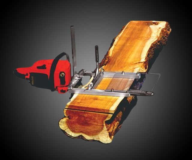Granberg Chainsaw Mill | DudeIWantThat.com