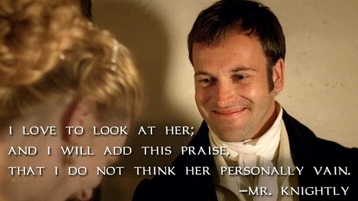 relationship of emma and mr knightley