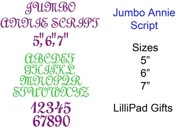 Jumbo Annie Script