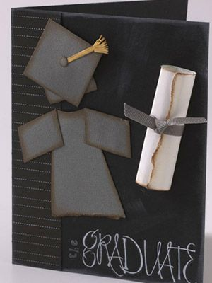 """Pinned for idea and editor's tip on """"tearing successfully"""" with card stock and construction papers."""