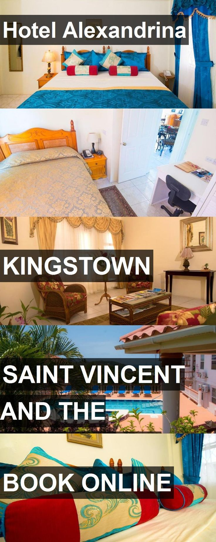 Hotel Alexandrina in Kingstown, Saint Vincent and The Grenadines. For more information, photos, reviews and best prices please follow the link. #SaintVincentandTheGrenadines #Kingstown #travel #vacation #hotel