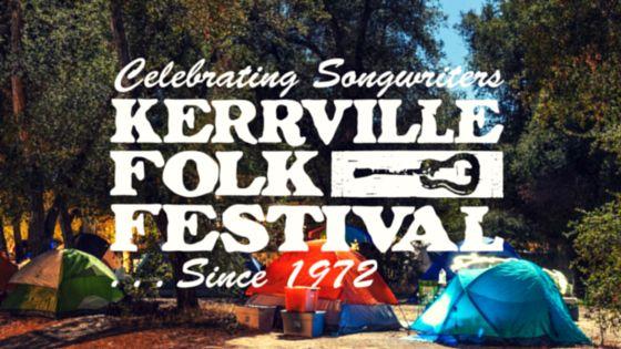 Kerrville Folk Festival.    #Bluegrass & #Folk Music.