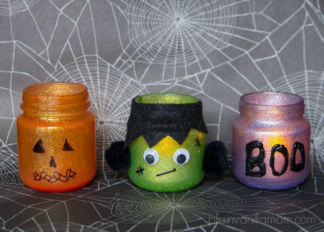 139 Best Baby Food Jar Crafts Images On Pinterest