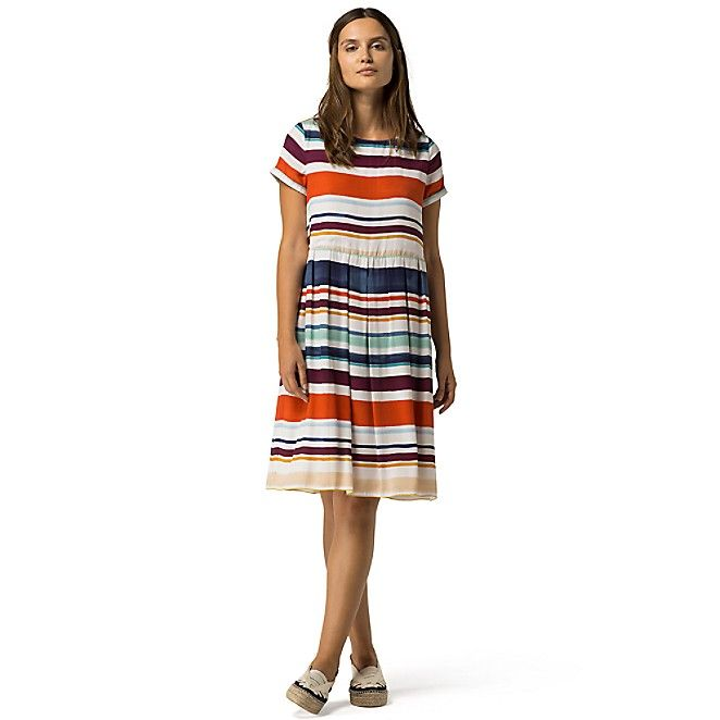 Image for PLEATED SWING DRESS from Tommy Hilfiger
