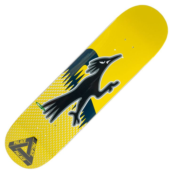 Palace Skateboards Roadrunners Deck 8.1″