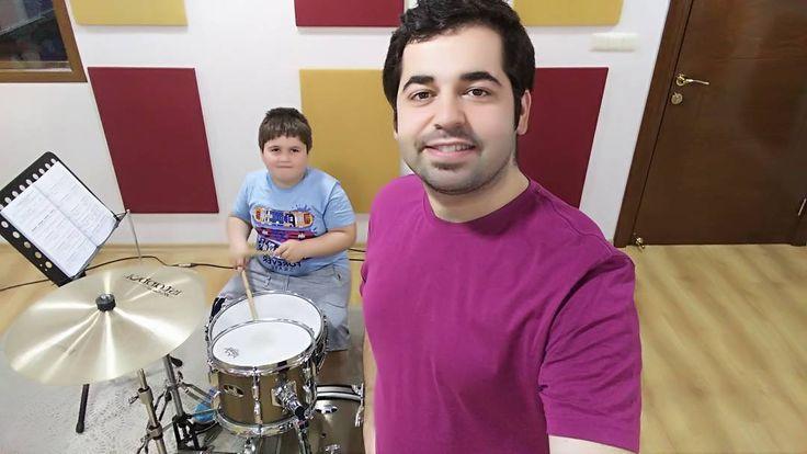 Sevimli öğrencim keremle bugün dersteydik ☺�� #bateri #drum #drummer #adana #oktavmuzikmerkezi #oktavmuzik #rock #and #roll #pearldrums #instagram #instagood #instapic #cukurova #note #nota #smile #sevimli #eğitim #bateridersi #ders #world #gülümse #musmutlu #istanbulmehmetcymbals http://turkrazzi.com/ipost/1526302174627027213/?code=BUug726jNkN