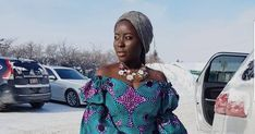 African Dresses print : Ankara Long Gown Styles For You