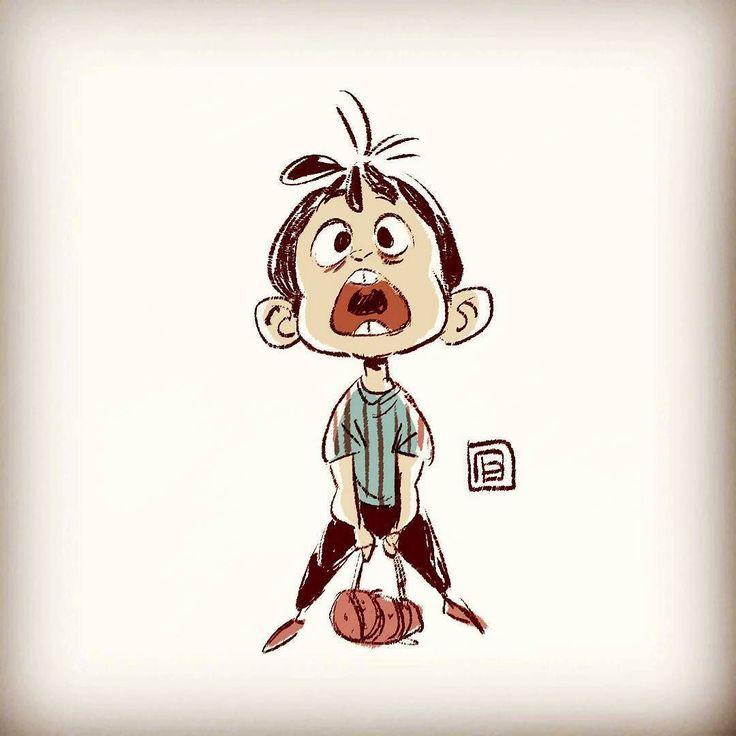 #kid #drawing #characterdesign #tbchoi #illust #illustration #artistoninstagram #children by tb_choi