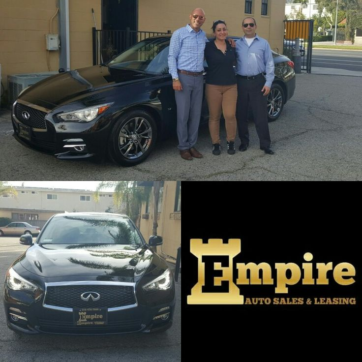 Congratulations to my loyal client Siouneh on her Brand new Infiniti Q50. Thank you again for your loyalty ☺ #empireauto #new #car #lease #purchase #finance #refinance #newcarlease #newcarfinance #leasingcompany #customerservice #GlenoaksBlvd #glendale #brokerage #autobrokersales #autobroker #autobrokers #wholesaler #freeoilchange #freemaintanance #2015infinitiq50