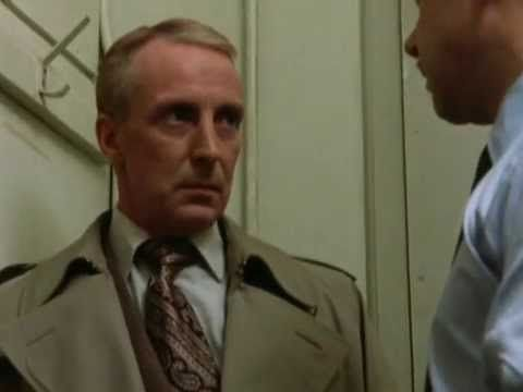 """Ian Richardson in the fabulous Alec Guinness-led version of """"Tinker Tailor Soldier Spy""""1979"""