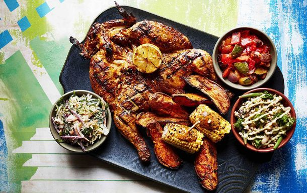 Restaurant recipe reveal: Nando's Whole PERi PERi Chicken It's the spice-tastic dish that everyone loves and we've got the recipe right here...