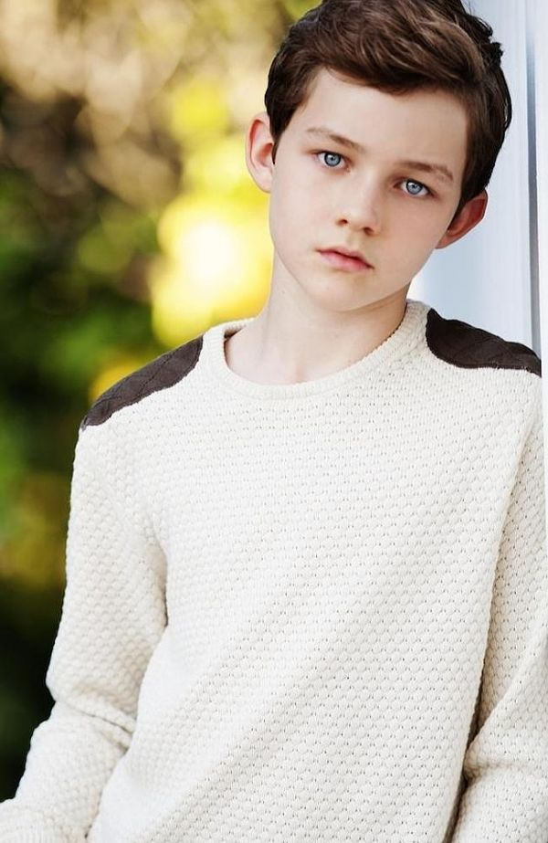 ((Levi Miller)) Oy! I'm Matthew and I'm 12. I was dropped off her when I was only a month old and my sister, Starr, was about two years old. We've been here since then.