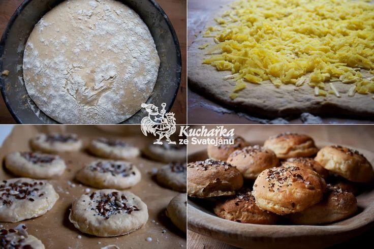 Kuchařka ze Svatojánu: BRAMBOROVÉ PAGÁČKY